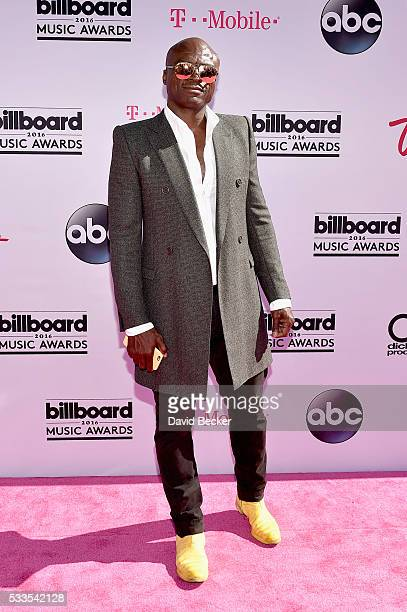 Singer Seal attends the 2016 Billboard Music Awards at TMobile Arena on May 22 2016 in Las Vegas Nevada