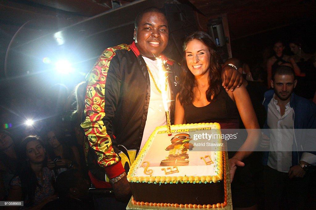 Sean Kingston Hosts Album Release Party