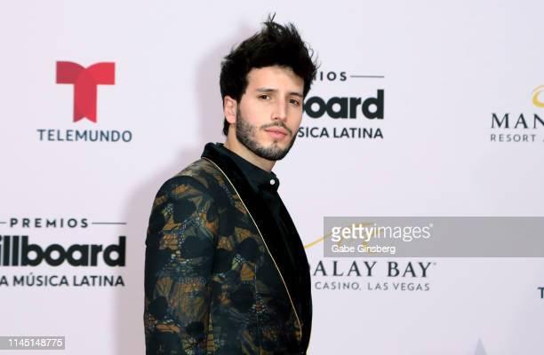 Singer Sebastian Yatra attends the 2019 Billboard Latin Music Awards at the Mandalay Bay Events Center on April 25, 2019 in Las Vegas, Nevada.