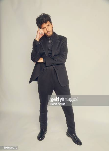 Singer Sebastian Yatra attends the 62nd Annual Grammy Awards at Staples Center on January 26, 2020 in Los Angeles, CA.