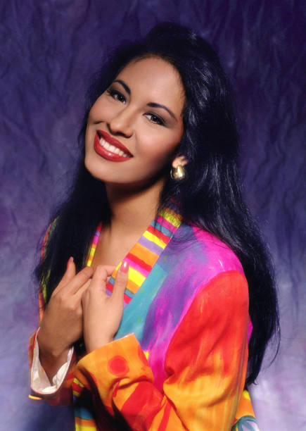 TX: 16th April 1971 - Singer Selena Is Born