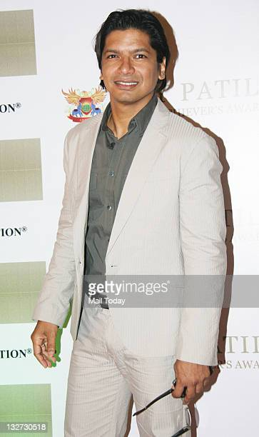 Singer Shaan at DY Patil Annual Achiever's Awards 2011 at the Taj Lands End in Mumbai