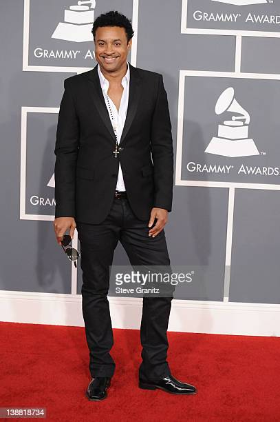 Singer Shaggy arrives at The 54th Annual GRAMMY Awards at Staples Center on February 12 2012 in Los Angeles California