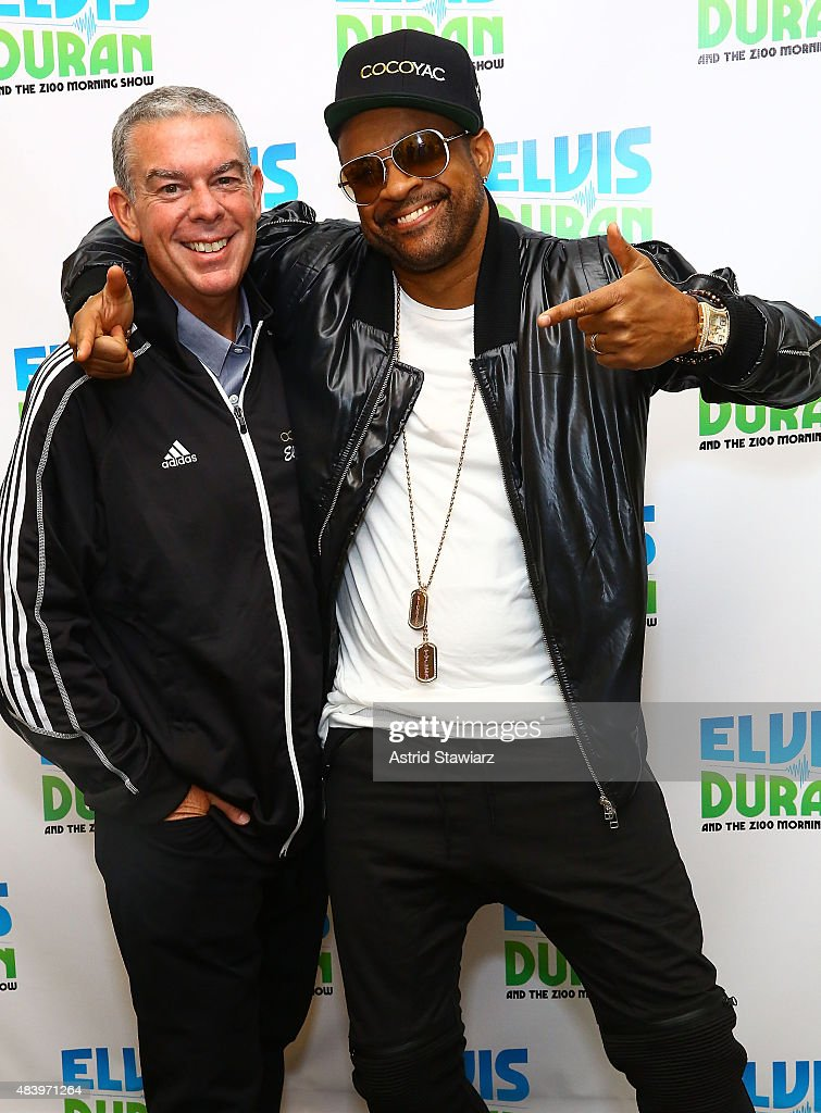 "Shaggy Visits ""The Elvis Duran Z100 Morning Show"""