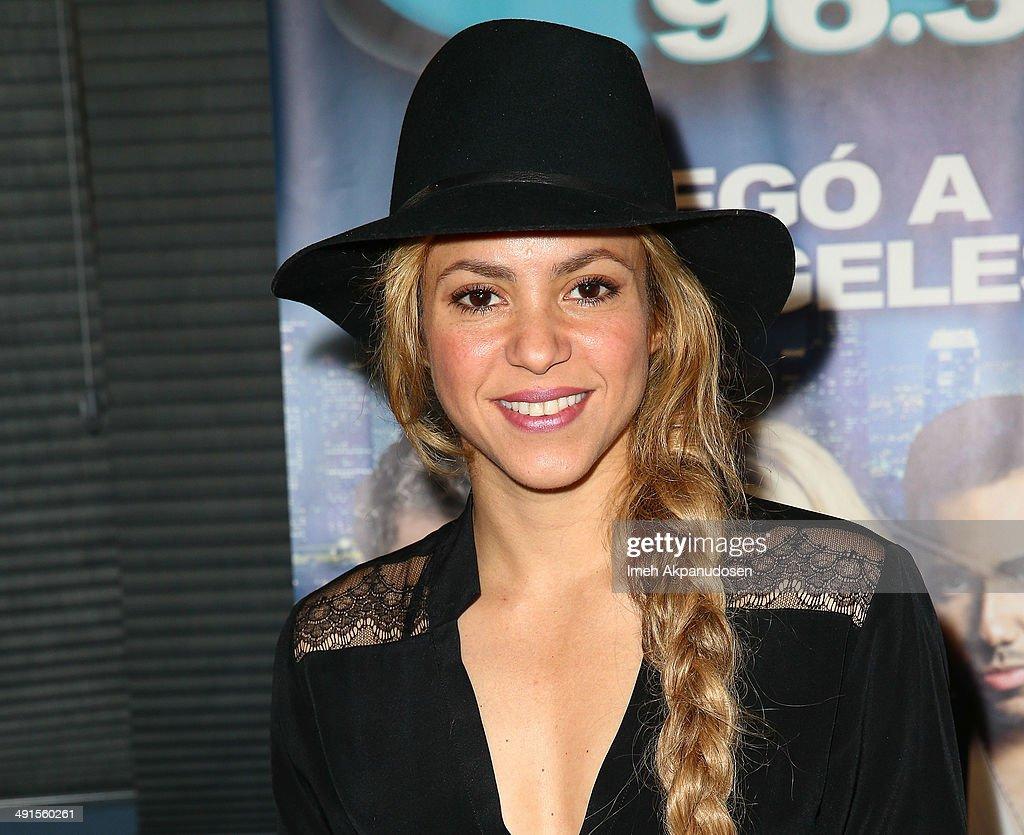 Shakira Unveils New Radio Station : News Photo