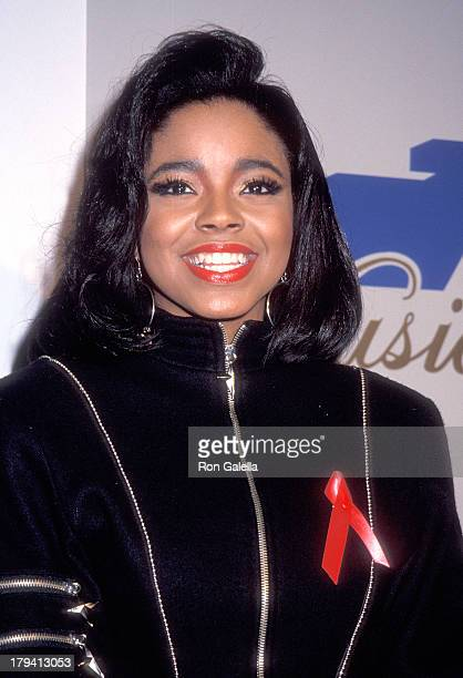 Singer Shanice attends the Sixth Annual Soul Train Music Awards on March 10 1992 at the Shrine Auditorium in Los Angeles California