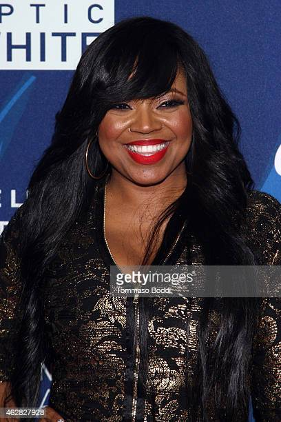 Singer Shanice Wilson attends the Essence 6th annual Black Women in Music Event held at Avalon on February 5 2015 in Hollywood California