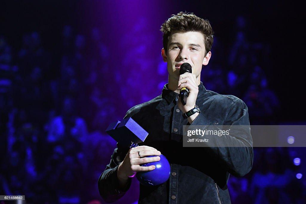 MTV EMA's 2016 - Show : News Photo