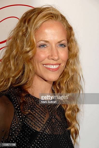 Singer Sheryl Crow arrives at the opening of Beso on March 6 2008 in Hollywood California
