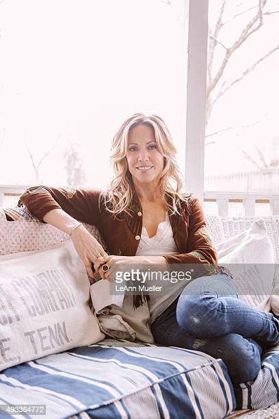 Singer Sheryl Crow is photographed for The Hollywood Reporter on February 13 2013 in Nashville Tennessee
