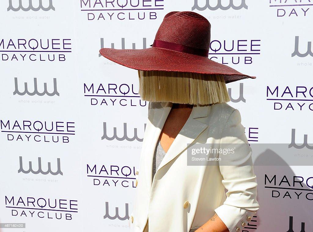 Kourtney Kardashian Hosts Season Preview At Marquee Dayclub : News Photo