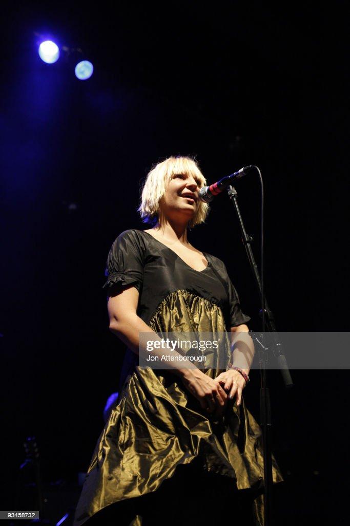 Sia Plays Sydney : News Photo