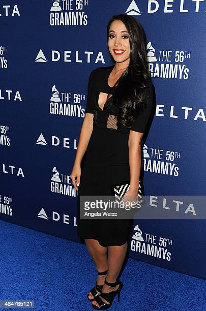 Singer Sierra Deaton joins Delta Air Lines in toasting 2014 GRAMMY Weekend with private reception and performance from Lorde fourtime 2014 GRAMMY...