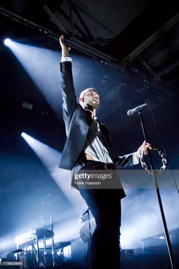 DEU: Madrugada Perform In Berlin