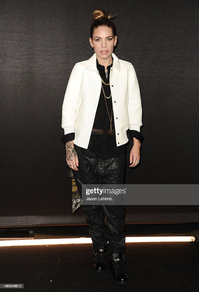 Coach Backstage Rodeo Drive Store Opening Celebration - Arrivals