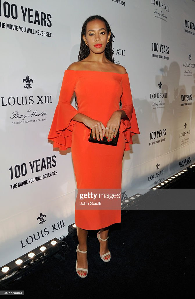 """Louis XIII Celebrates """"100 Years"""" The Movie You Will Never See, Starring John Malkovich - Red Carpet"""