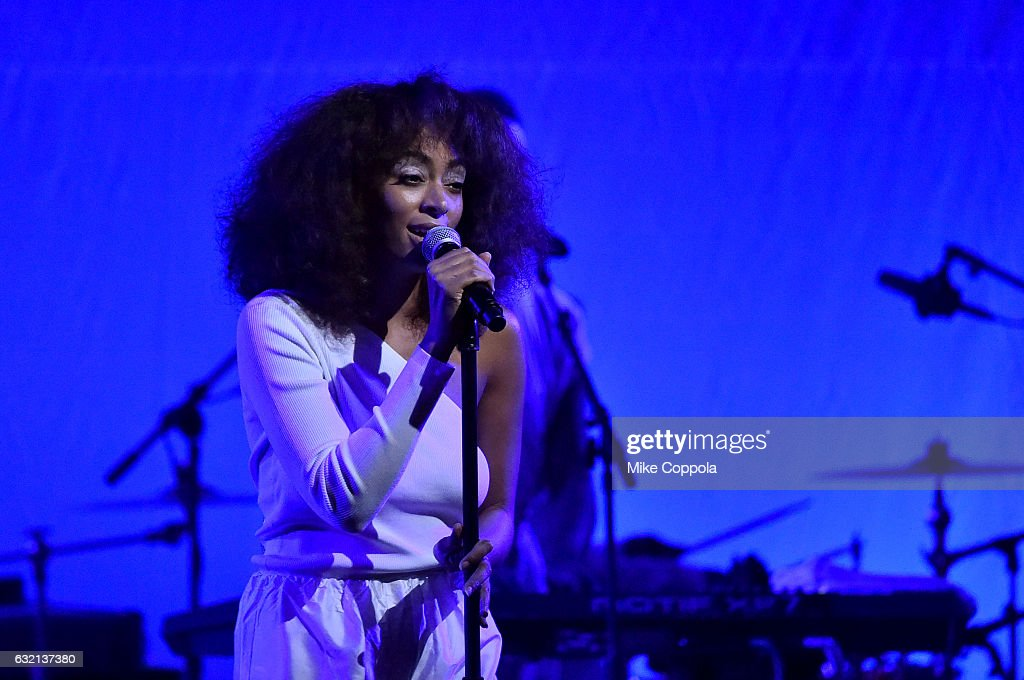 Busboys and Poets' Peace Ball: Voices of Hope and Resistance : News Photo
