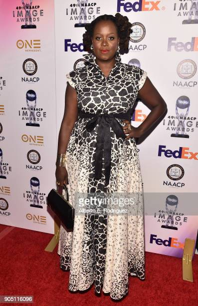Singer Somi attends the 49th NAACP Image Awards NonTelevised Award Show at The Pasadena Civic Auditorium on January 14 2018 in Pasadena California