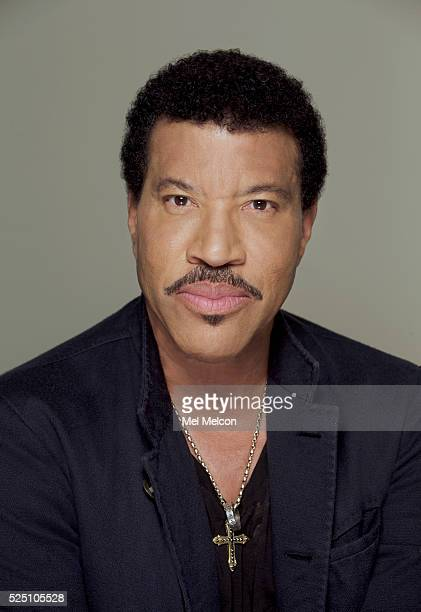 Singer song writer and musician Lionel Richie is photographed for Los Angeles Times on April 13 2016 in Los Angeles California PUBLISHED IMAGE CREDIT...