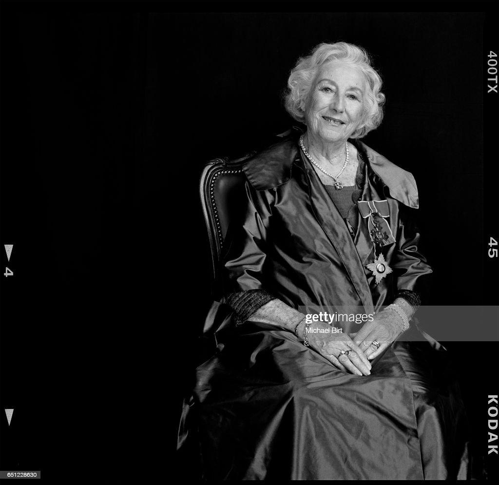 Dame Vera Lynn, Tatler UK, 2009