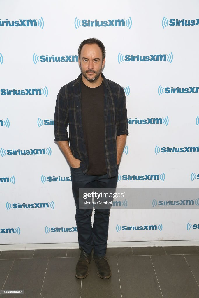Celebrities Visit SiriusXM - June 25, 2018