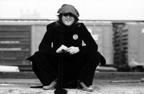 John Lennon In NYC