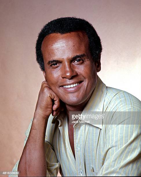 Singer, songwriter and social activist Harry Belafonte photographed in 1970.