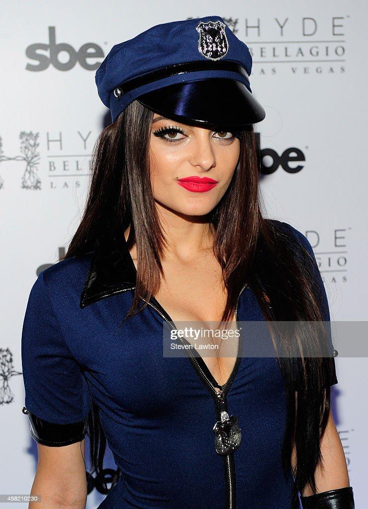 """Bebe Rexha Hosts """"Hyde In The Dark Halloween"""""""