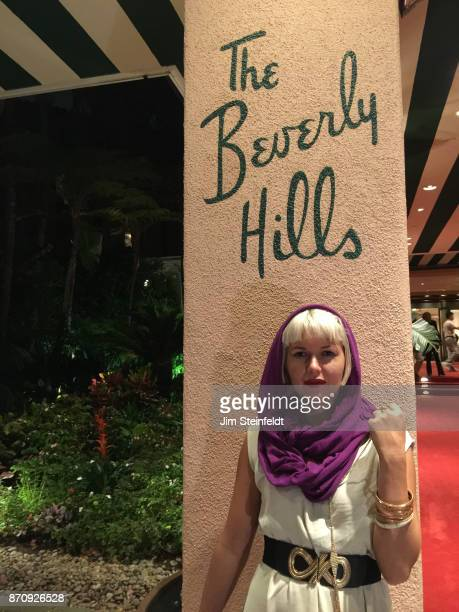 Singer songwriter Beck Black poses for a portrait at The Beverly Hills Hotel in Beverly Hills California on October 16 2015