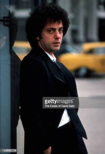 Singer songwriter Billy Joel poses for a portrait in October 1978 in Chicago Illinois
