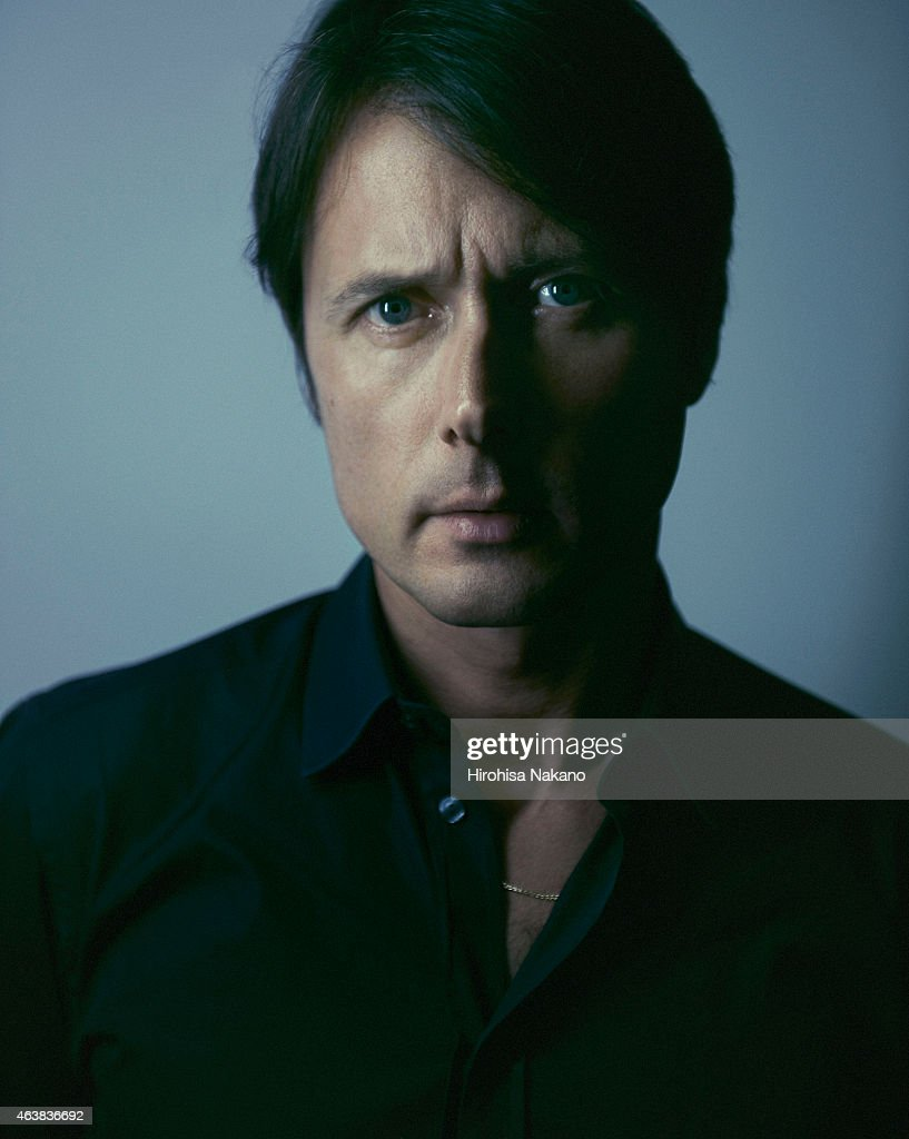 Brett Anderson, Portrait shoot, August 23, 2011