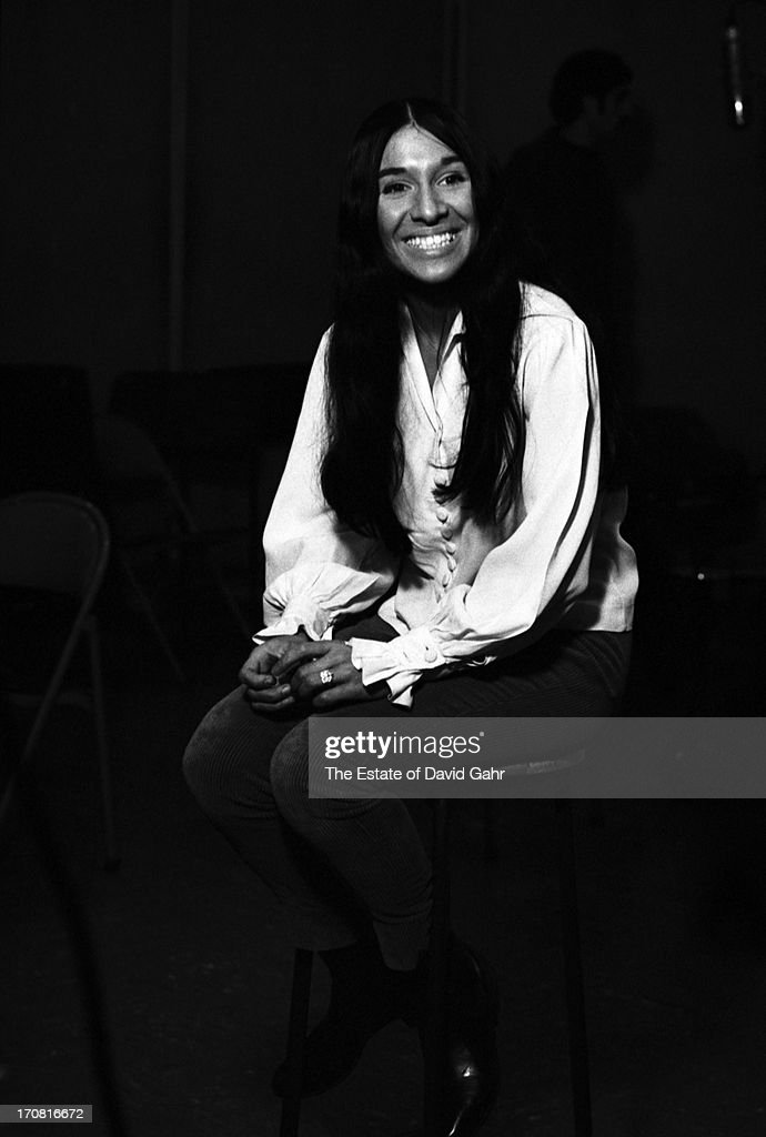 Buffy Sainte-Marie In NYC : News Photo
