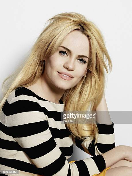Singer/ songwriter Duffy poses for a portrait session in London for Marie Claire UK COVER IMAGE