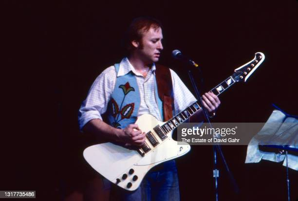 Singer songwriter, guitarist, and musician Stephen Stills performs at Havana Jam, a three-day festival of American jazz and rock acts in March, 1979...