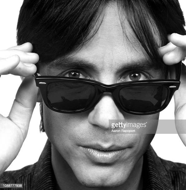 Singer songwriter Jackson Browne poses for a portrait circa 1983 in Los Angeles California