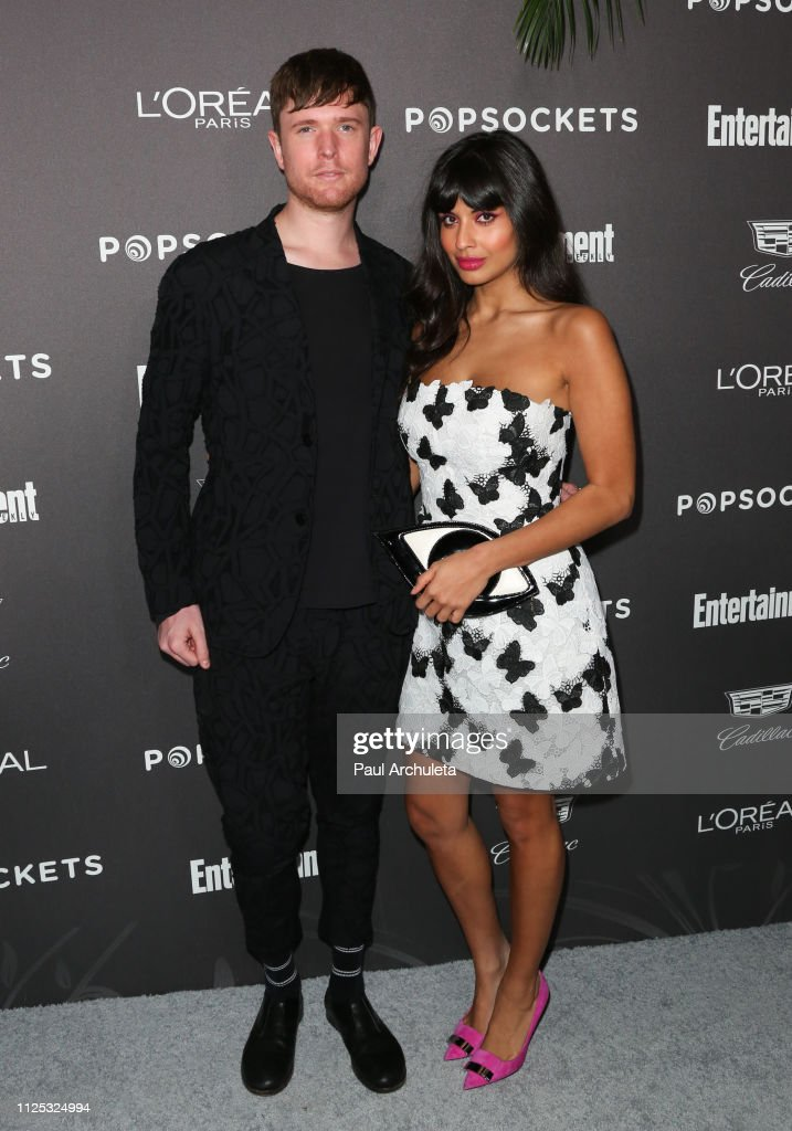 Entertainment Weekly Pre-SAG Party - Arrivals : News Photo