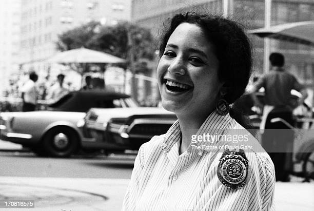 Singer songwriter Janis Ian poses for a portrait in June 1967 in New York City New York