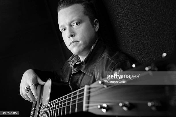 Singer songwriter Jason Isbell is photographed for Los Angeles Times on August 31 2013 in New York City PUBLISHED IMAGE CREDIT MUST BE Carolyn...