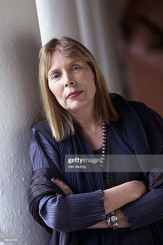 Singer songwriter Joni Mitchell is photographed for Los Angeles Times on January 27, 2000 in Belair, California. PUBLISHED IMAGE.