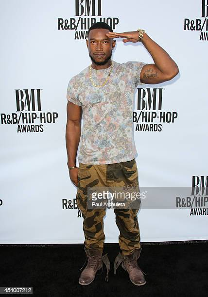 Singer / Songwriter Kevin McCall attends the 2014 BMI R&B/Hip-Hop Awards at the Pantages Theatre on August 22, 2014 in Hollywood, California.