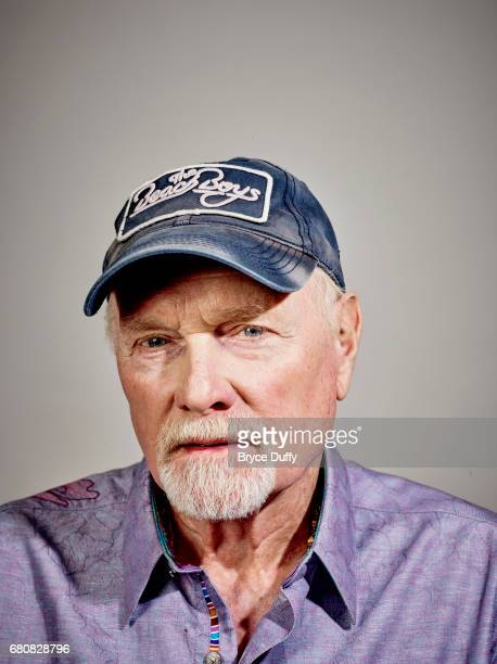 Singer songwriter Mike Love photographed for Rolling Stone Magazine on February 17 in Los Angeles California