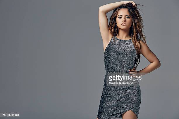 Singer songwriter rapper and actress Becky G is photographed for People en Espanol on January 16 2015 in Los Angeles California