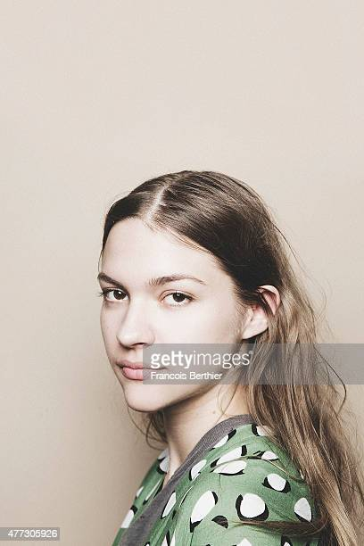 Singer songwriter Tove Styrke is photographed on May 23 2015 in Cannes France