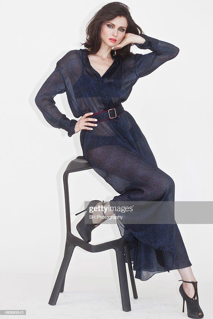 Sophie Ellis Bextor, Vanidad magazine Spain, October 1, 2011