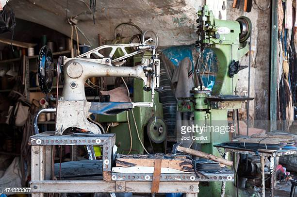 Singer sowing machine in Aleppo Syria