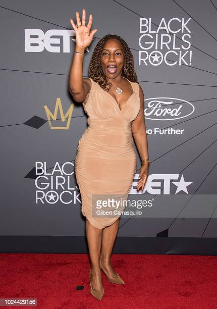 Singer Stephanie Mills attends 2018 Black Girls Rock! at New Jersey Performing Arts Center on August 26, 2018 in Newark, New Jersey.
