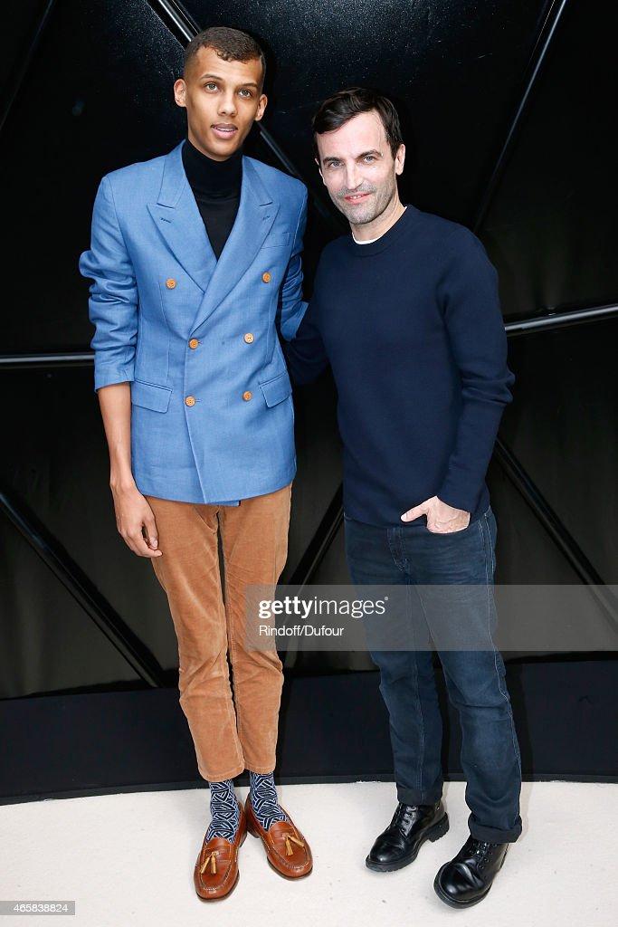 Louis Vuitton  : Backstage - Paris Fashion Week Womenswear Fall/Winter 2015/2016