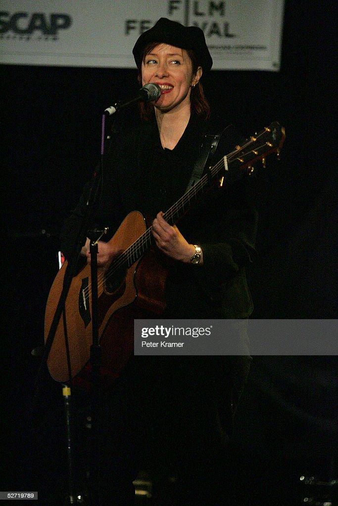The ASCAP Music Lounge At The Tribeca Film Festival : Nachrichtenfoto