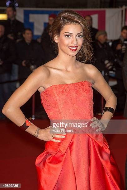 Singer Tal attends the 15th NRJ Music Awards at Palais des Festivals on December 14 2013 in Cannes France