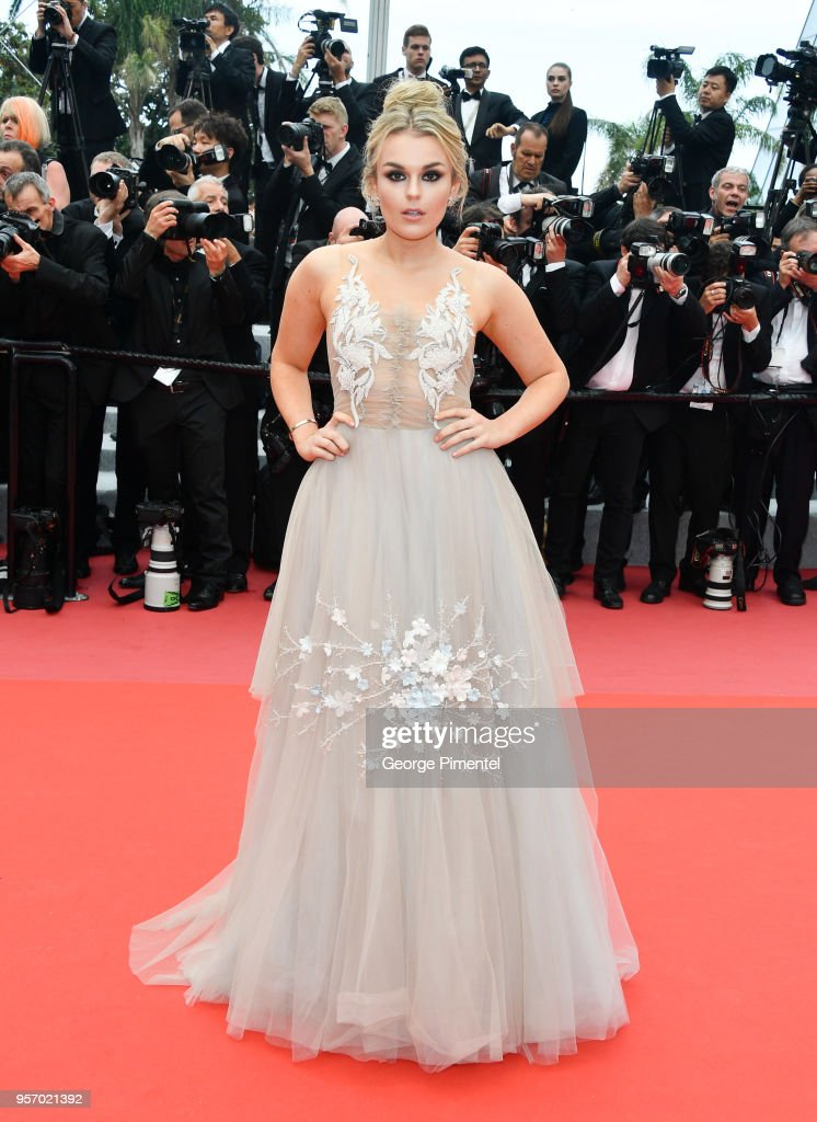 """Sorry Angel "" Red Carpet Arrivals - The 71st Annual Cannes Film Festival"